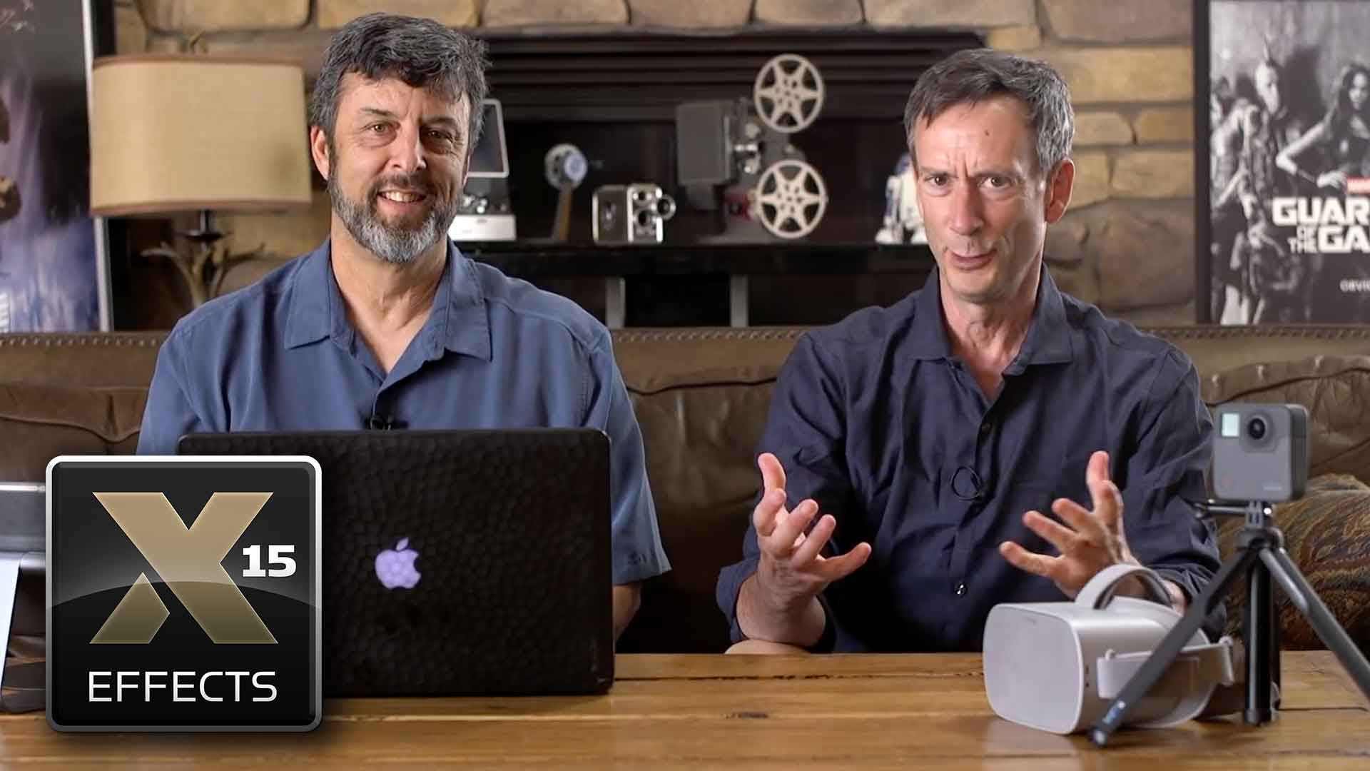 MacBreak Studio Features XEffects Smooth Glass Slideshow