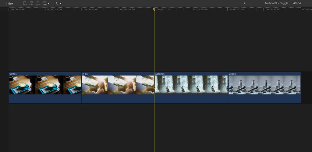 How to Make a Global Motion Blur Switch for Final Cut Pro X