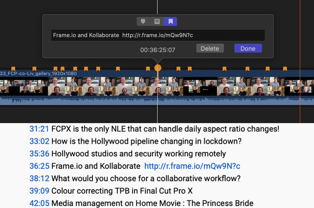 Creator's Best Friend for Final Cut Pro X FCPX
