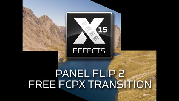Free XEffects Infinity Stage Generator Plugin for Final Cut