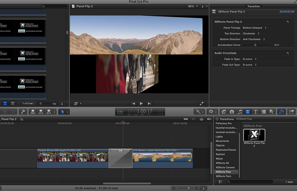 Final Cut Pro Video Effects Free Download