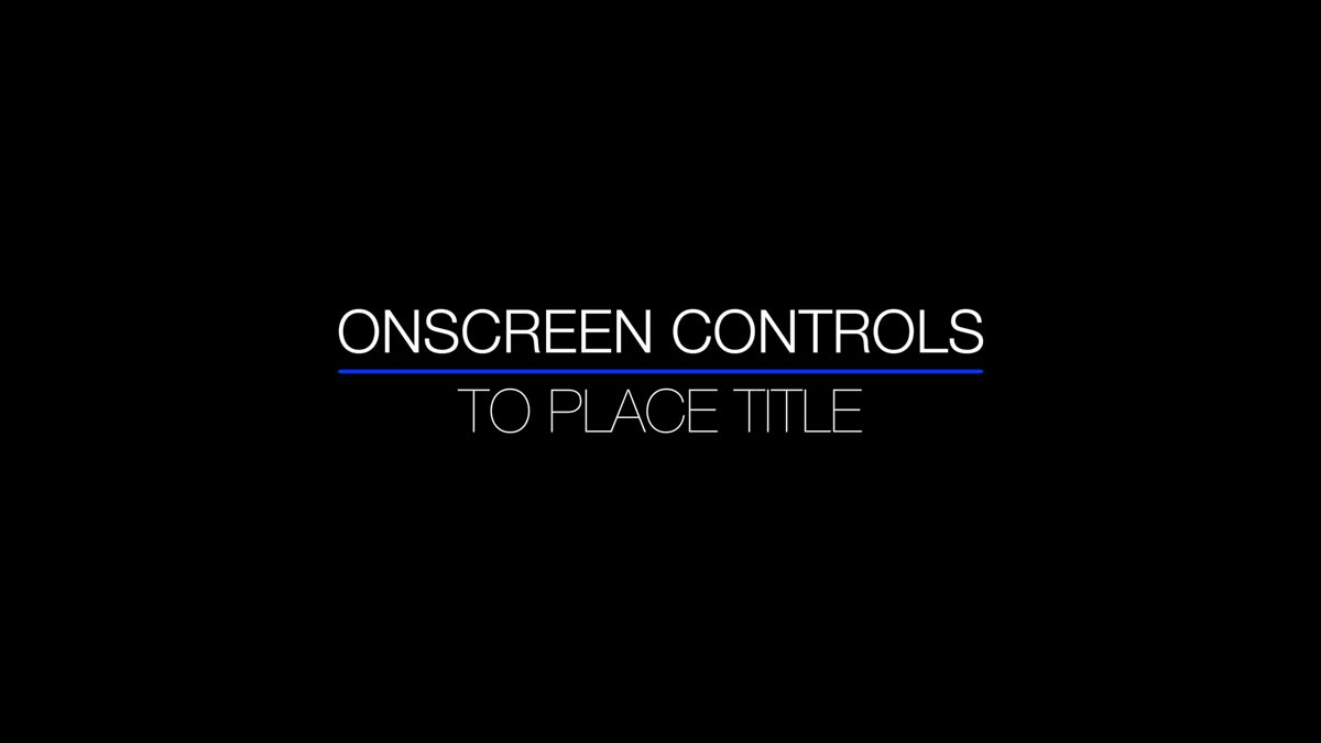 final cut pro x title plugins free
