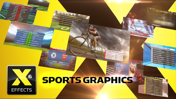 XEffects Sports Graphics