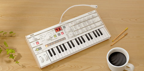MICROKORG WITH SPEAKERS