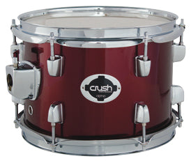 Crush ALPHA 5PC Drum Set W/Cym Red
