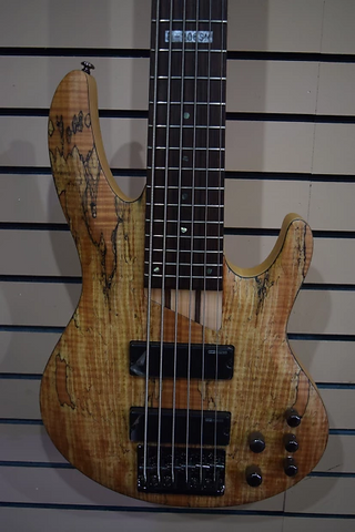ESP LTD B-206SM Spalted Maple