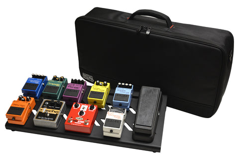 GPB-BAK-1 Large Pedal Board W/ Carry Bag