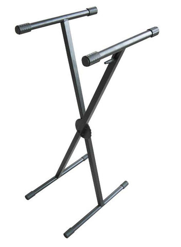 PKS-511 Single Braced Keyboard Stand