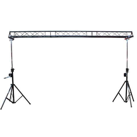 T-LS35C is a triangle crank truss system 5ft 10ft 15ft wide