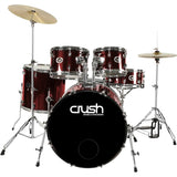 ALPHA 5PC SET W/CYM RED
