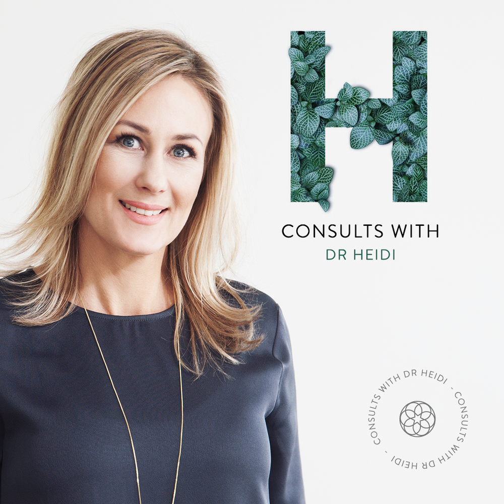 Book a consult with Dr Heidi