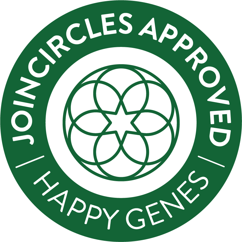 Our JOINCIRCLES APPROVED Sticker