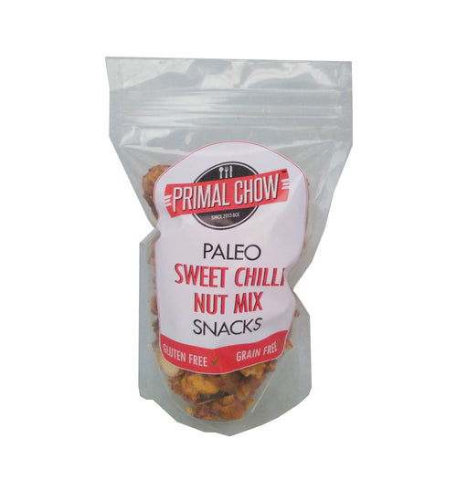 Paleo | Nut Mix | Sweet Chilli
