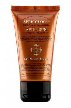 Africology After Sun Gel