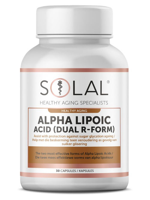 Alpha Lipoic Acid | Dual R-Form