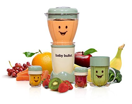 NUTRiBULLET | BabyBullet 22pc