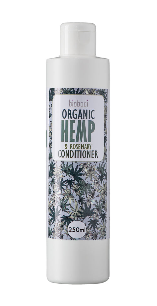 Conditioner | Organic Hemp + Rosemary