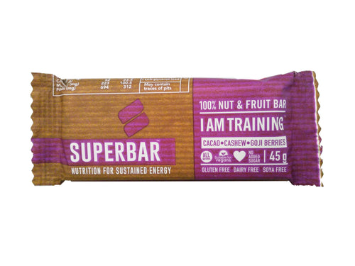 Superbar | I Am Training