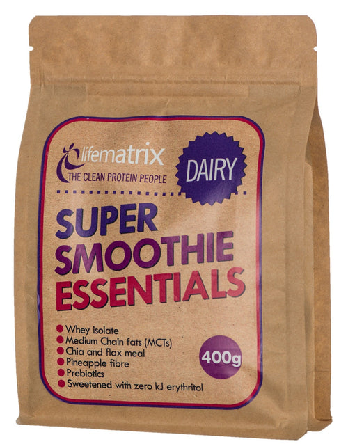 SALE | Super Smoothie Essentials | Dairy