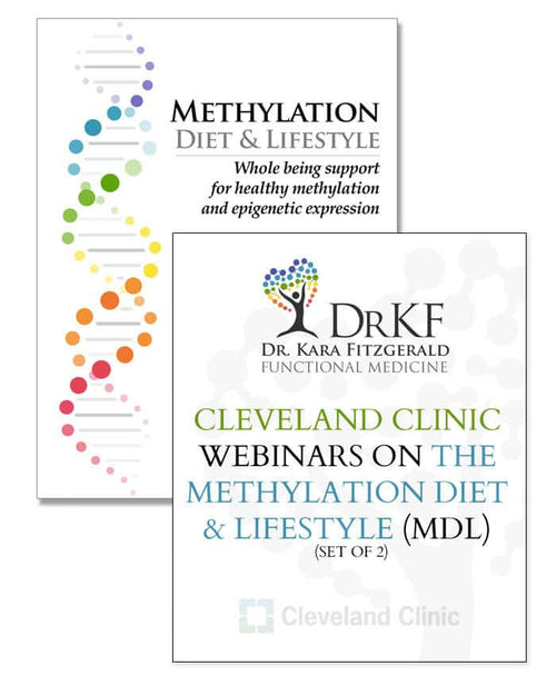 Bundle | Methylation Diet and Lifestyle eBook + Cleveland Clinic Webinars