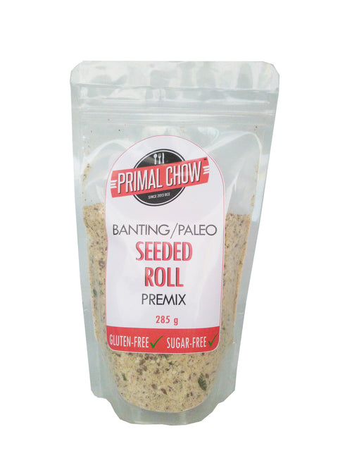Banting/Paleo | Premix | Seeded Rolls