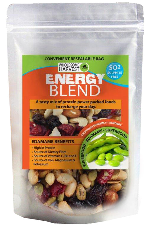 Energy Blend | Whole | Raw | Sulphite-Free