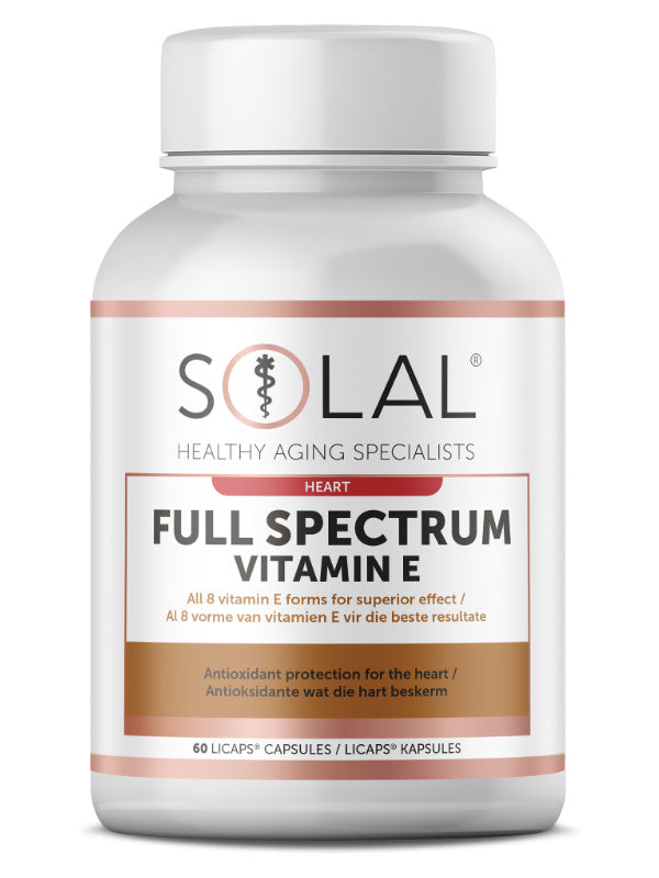 Full Spectrum Vitamin E