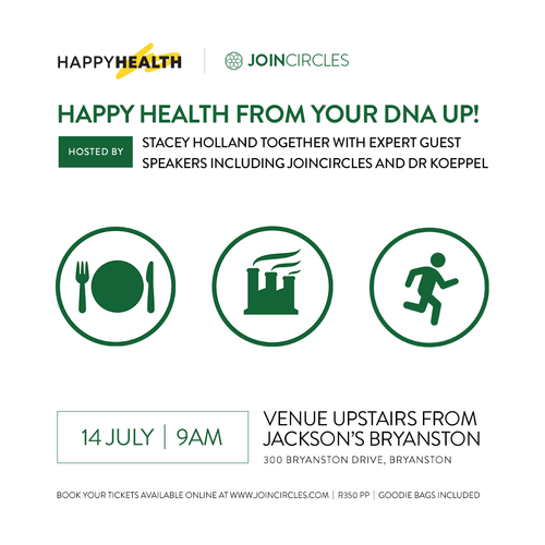 Happy Health Event | Tickets