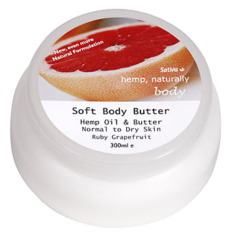 Body Butter | Grapefruit