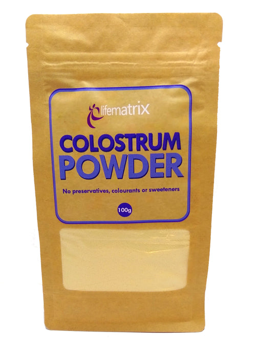 Colostrum Powder | Immune Support