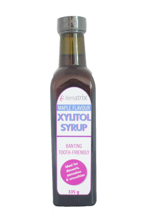 Xylitol Syrup | Maple