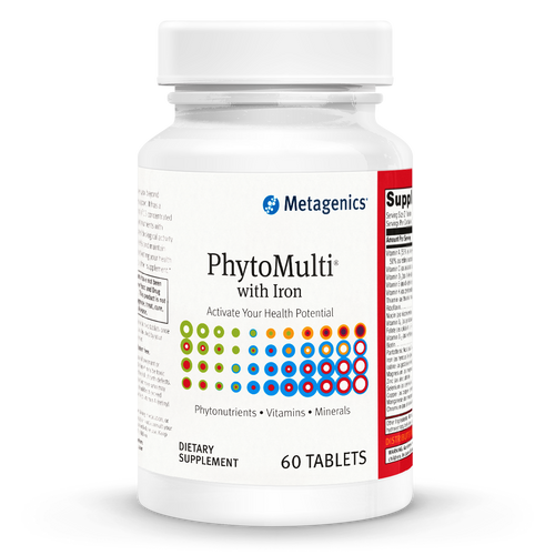 PhytoMulti® | With Iron
