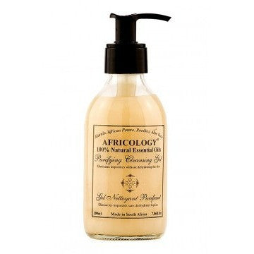 Africology Purifying Gel Cleanser