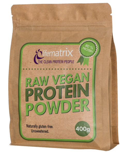 Protein Powder | Raw Vegan