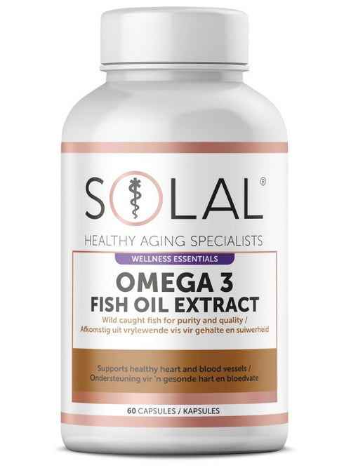 Omega 3 | Fish Oil Extract