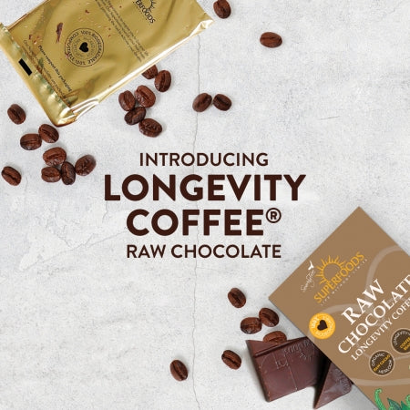 Chocolate | Raw | Longevity Coffee