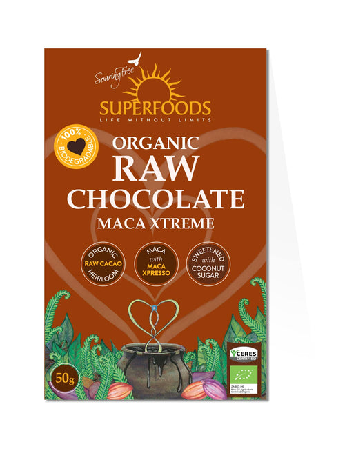 Chocolate | Raw | Maca Xtreme