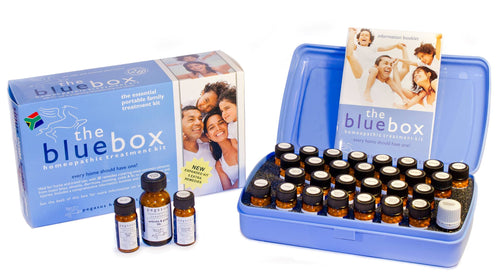 Homeopathic | The Blue Box™