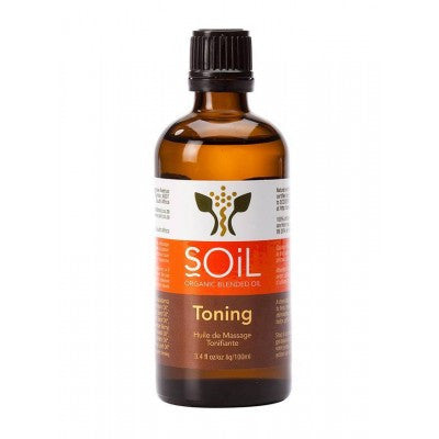 Massage Oil | Toning