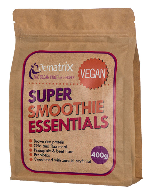 Super Smoothie Essentials | Vegan