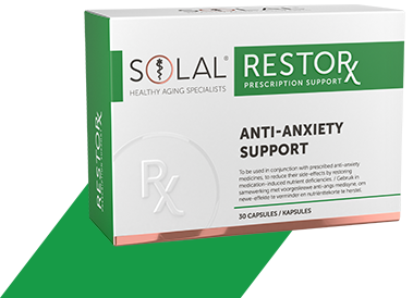 RestoreX Anti-Anxiety Support
