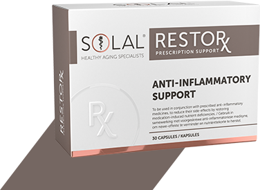 RestorX Anti-Inflammatory Support