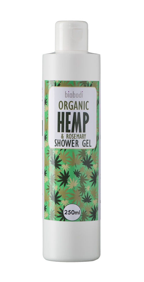 Body Wash | Organic Hemp + Rosemary