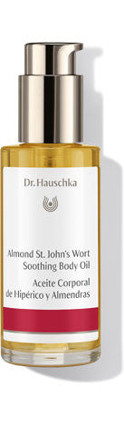 Body Oil | Soothing Almond St. John's Wort