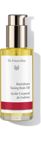 Body Oil | Toning Blackthorn