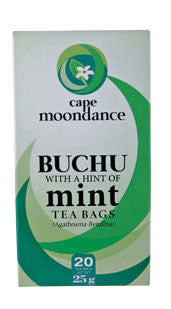 Buchu Tea | Mint