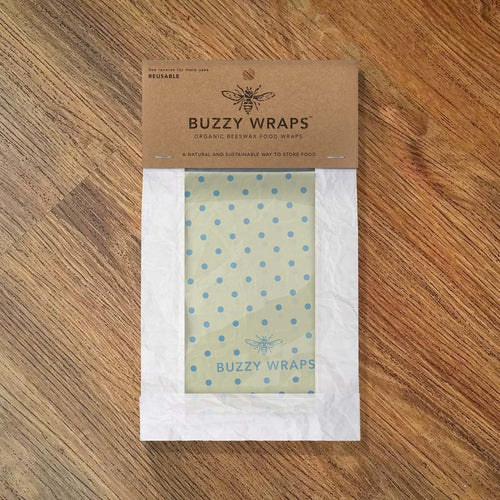 Reusable | Natural Beeswax Foodwraps
