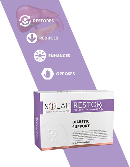 RestoreX Diabetic Support