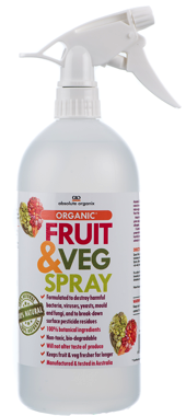 Fruit + Veg Spray