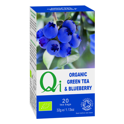Tea | Green | Blueberry